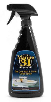 Marine 31 Gel Coat Wax & Shine Detail Spray M31-710 - Gel Coat Wax