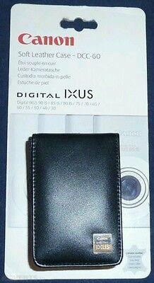 DCC-60 - Canon Soft Leather Case (100% Genuine!!)
