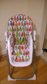 Mamas and papas highchair for sale
