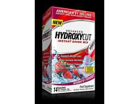 HYDROXYCUT ADVANCED INSTANT DRINK MIX - Supports Weight Loss - 14 Sachets Wildberry Flavour - £8