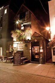 The Black Lion is looking for an experienced and talented Sous Chef