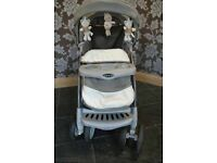 CHEAP PUSHCHAIR GRACO TRAVEL SYSTEM CLEARANCE BUGGY PRAM