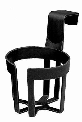 Black Large 44oz Cup Drink Bottle Holder for Car Interior, Window (Large Cup Holder)