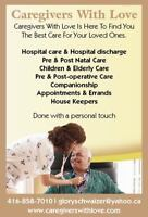 Hire Our Professional Caregivers For Seniors