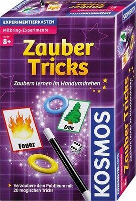 Zauber-Tricks - Zaubern lernen im Handumdrehen 20 magischen Tricks