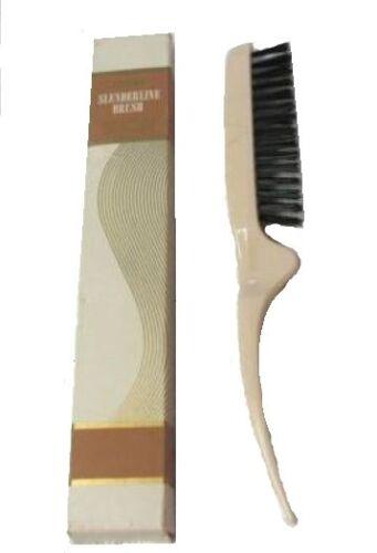 Vintage Avon Slenderline Hair Brush for Styling and Teasing Original Box NOS