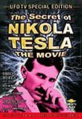 The Secret Of Nikola Tesla UFO TV Special DVD VIDEO MOVIE influential scientist for sale  USA