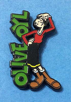 Popeye Olive Oyl (POPEYE SWEETHEART OLIVE OYL COLLECTOR PIN)