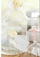 Large Birdcage And Chalkboards *Calgary Party Rentals