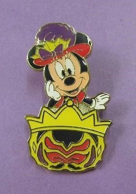 Disney Pins Halloween 2017 (Disney TDS 2017 Not So Scary Halloween Party Minnie as Evil Queen Prize)