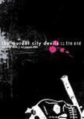 The Murder City Devils: The End, The Final Show, Halloween 2001 DVD VIDEO MOVIE ](Halloween Murders)