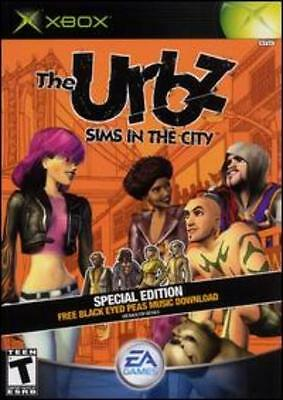 The Urbz: Sims in the City XBOX design life simulation role-playing style (The Urbz Sims In The City Pc)