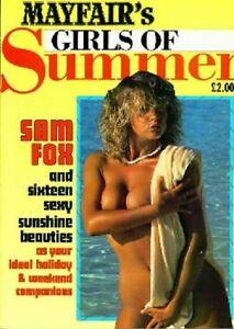MAYFAIR VINTAGE MAGAZINES 1986 - 2015 30 MAGAZINE SET DVD PDF sam fox L@@K******
