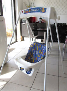 Graco Wind-Up Baby Swing Chair