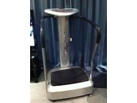 Crazy Fit Exercise machine fitness vibration plate