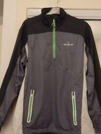 Stuburt Vapour golf waterproof jacket.