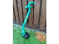 black and decker garden strimmer (cud deliver)