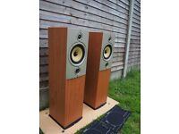 Floor standing HI FI Speakers - Wharfedale 8.3 - 2way Sound Great 100watts