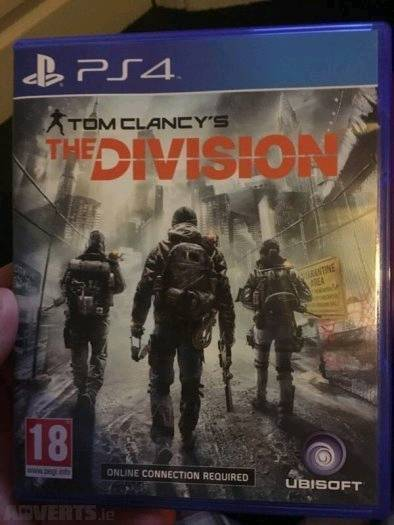 Tom Clancy s division