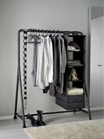 Ikea Turbo Cothes rack