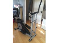 York Elliptical 3600 Exercising Cross Bike in Good Used Condition (FREE DELIVERY)