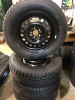 2002-2016 Dodge Ram 1500  265 70 17 Snow Tire Package
