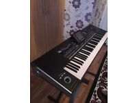 Korg pa3x 76 key with extra 256 Expanded ram Memory and the Bag as well