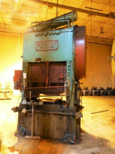 113 Ton Minster Press