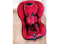 MOTHERCARE SPORT CAR SEAT VERY GOOD CONDITION BARGAIN AT £30