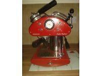 Retro Coffee Machine (Red) - Kenwood