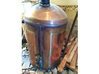 WANTED BROKEN COPPER IMMERSION WATER HEATER for a project.