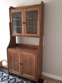 ikea leksvik Display Cabinet/dresser