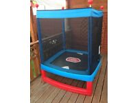 4ft Chad valley trampoline
