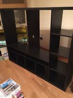 Ikea Lappland Tv Stand Great Condition with free tv mount