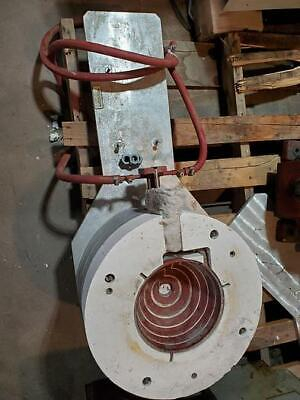 Ajax Tocco 15 X 8 Induction Coil 10-2313 Mo-13795 K3