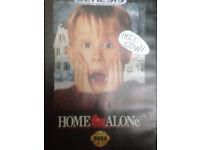Home Alone Sega game very rare!