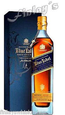 Johnnie Walker Whisky Blue Label 0,7 Ltr. ()