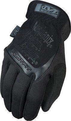 Mechanix Wear FAST FIT Gloves COVERT BLACK LARGE (10)