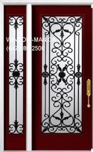 Single SideLite Entry Door Front  talk to PRO