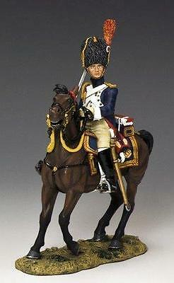 KING&COUNTRY NAPOLEONIC GRENADIER WITH SWORD NA221 METAL (reduced) 1.30 SCALE