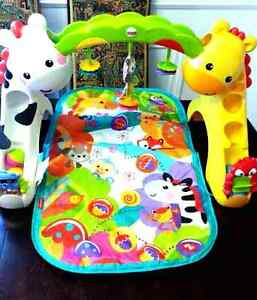 Fisher Price Tummy Time Toy