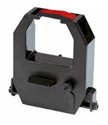 Acroprint Atr240 Compatible Ribbon Cartridge Black-red