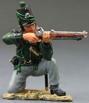 KING & COUNTRY THE AGE OF NAPOLEON NA072 BRITISH KGL KNEELING FIRING MIB