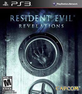 Resident Evil: Revelations  (Sony Playst...