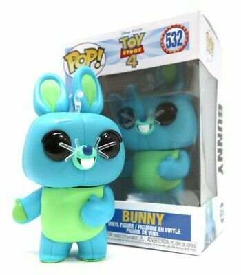 Funko Pop! Disney Pixar: TOY STORY 4 - Bunny #532 New Pop Vinyl Figurine UK Post