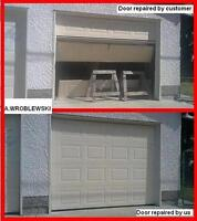 Garage Doors* Openers* REPAIR* INSTALLATION -COMPETITIVE prices