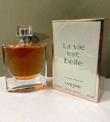 La Vie Est Belle Perfume by Lancome 3.4oz Perfume Womens SEALED SALE! SHIP FREE