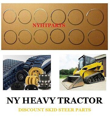 2706970 270-6970 Piston Ring Kit X4 Replacement Caterpillar 247b 257b Cat 3024c