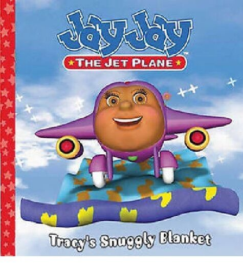 JAY JAY THE JET PLANE _ TRACY`S SNUGGLY BLANKET  ___ BRAND NEW ___ FREEPOST UK