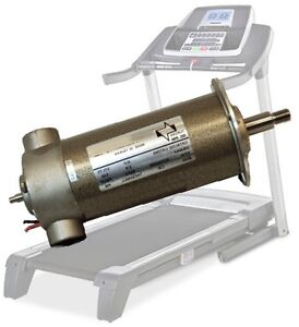 Treadmill motor replacement package -motor and installation